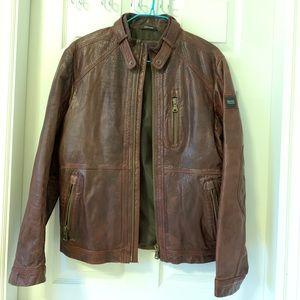 Hugoboss Leather jacket